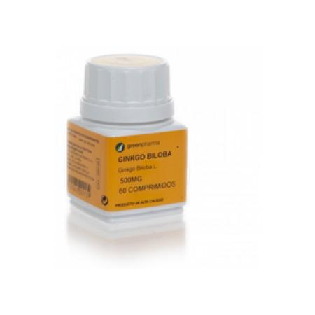 Ginkgo biloba 500 mg 60 comprimidos