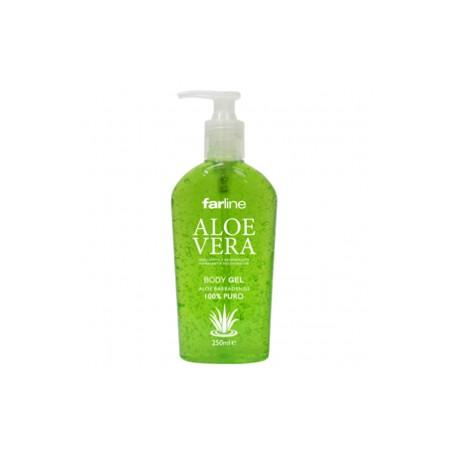 Farline body gel aloe vera 250 ml