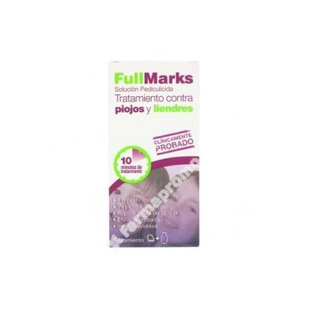 Full Marks antiparasitario 100 ml