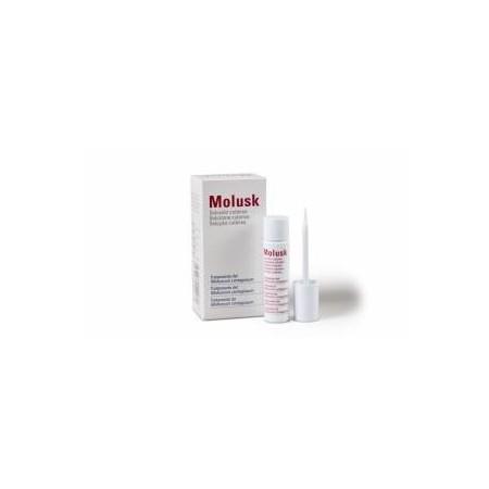 Molusk 3 g solución cutánea