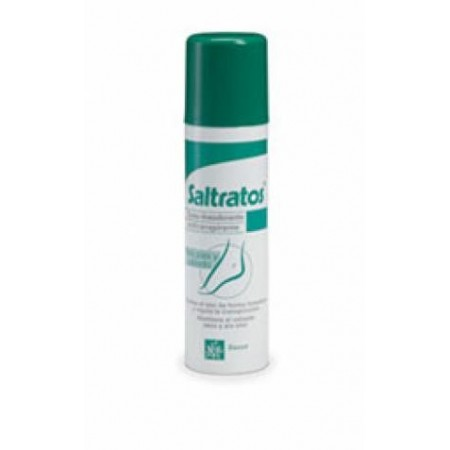 Saltratos spray podológico desodorante antitranspirante 150 ml