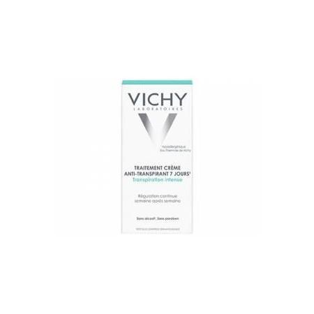 Vichy Tratamiento anti-transpirante 7 días crema 40 ml