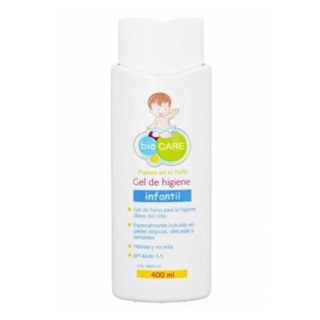 Biocare Gel de Higiene Infantil 400 ml