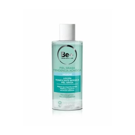 Be+ loción tonificante bifásica 200 ml