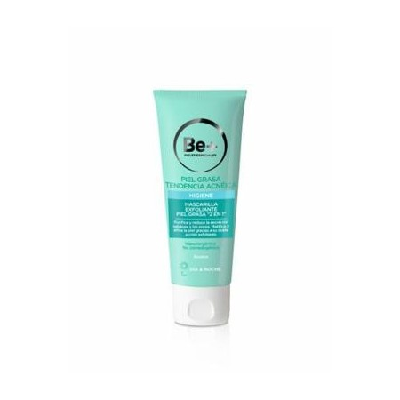 Be+ mascarilla exfoliante