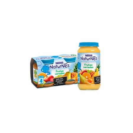 Nestlé frutas variadas 130 g 2 unid