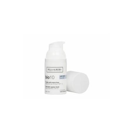 bio 10 Fluido anti-manchas pieles secas 30 ml