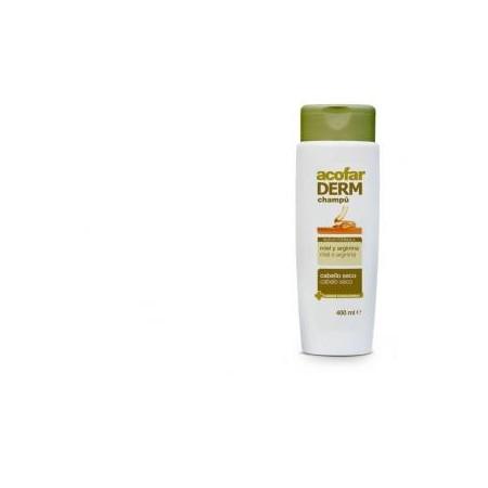 CHAMPÚ cabello seco ACofar 400 ml