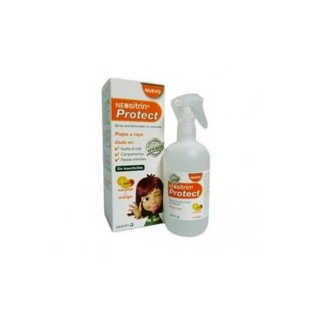 Neositrin protect spray acondicionador 250 ml.