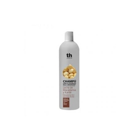 Th Pharma champú leche de macadamia y karité XXL 1000 ml.