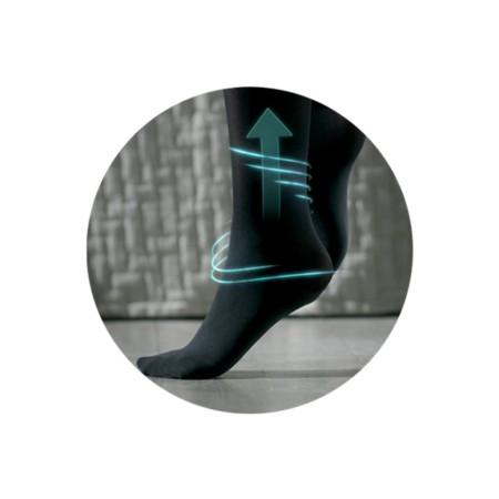 """Scholl medias """"Light Legs"""" 60 DEN negro talla XL"""