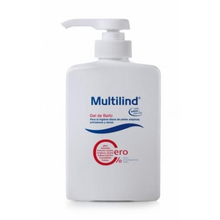 Mutlilind® Gel de Baño 500 ml