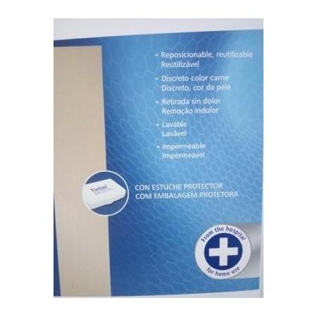 TIRITAS MEDICAL CICATRICES 4X30 cm