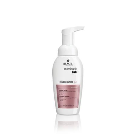 Higiene íntima CLX Mousse 200 ml