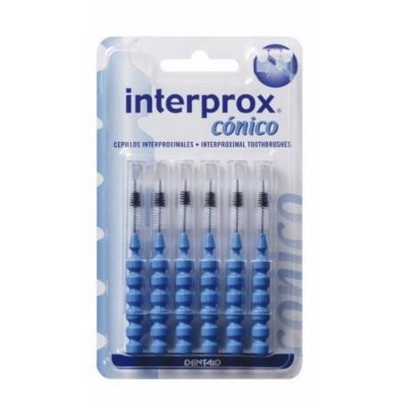 Interprox® Cónico 6 unidades