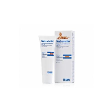 Nutraisdin Crema facial hidratante SPF 15 50 ml