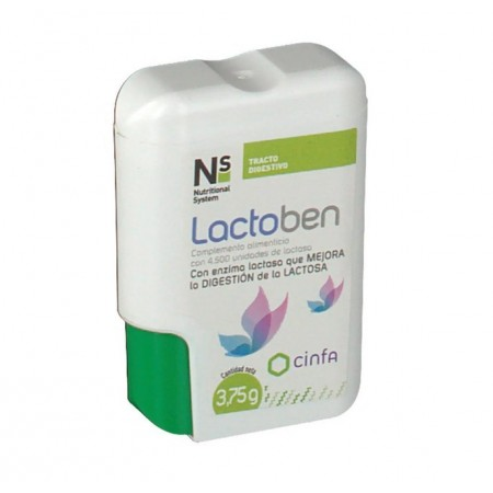 NS LACTOBEN COMP 50 COMP