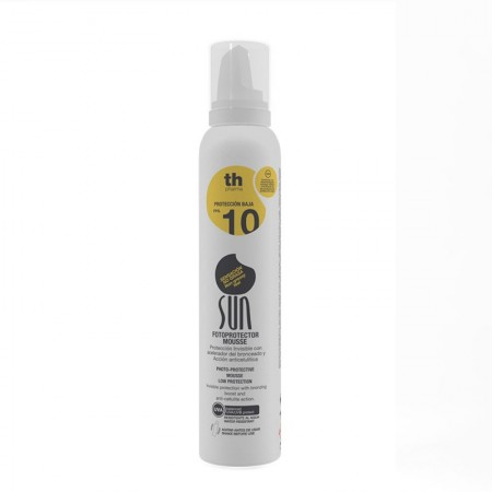 TH SUN MOUSSE SOLAR CORPORAL FPS 10 200ML