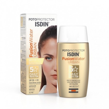 ISDIN SPF-30 FUSION WATER FUSION URBAN 50 ML