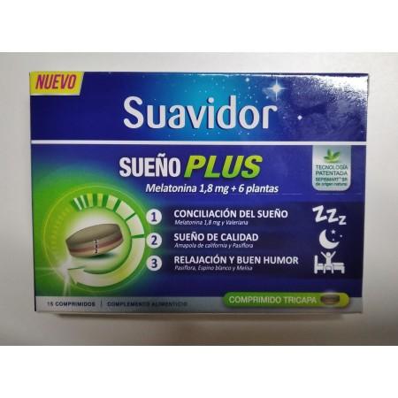 SUAVIDOR SUEÑO PLUS 15 COMPR