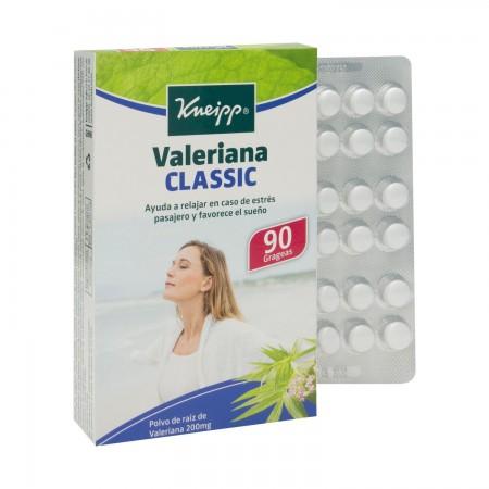 Valeriana Kneipp classic 90 grageas