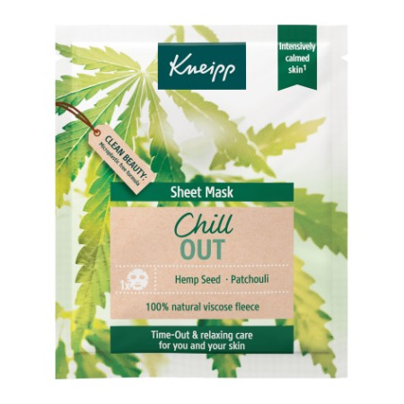 KNEIPP SHEET MASK CHILL OUT 1 U