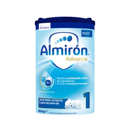 ALMIRON ADVANCE+ 1 POLVO 800 G