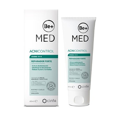 BE+ MED ACNICONTROL REPARADOR FORTE 40 ML