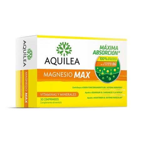 AQUILEA MAGNESIO MAX 30 COMPRIMIDOS