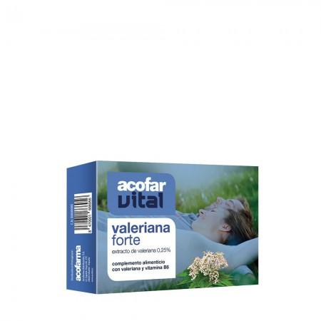 ACOFARVITAL VALERIANA FORTE 30 COMPRIMIDOS
