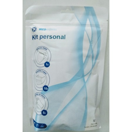 KIT PROTECCION PERSONAL