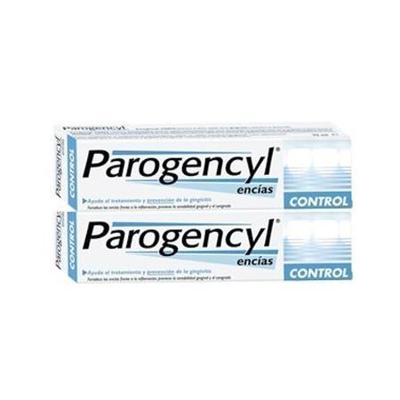 PAROGENCYL ENCIAS CONTROL PASTA DENTAL 125 ML 2 U