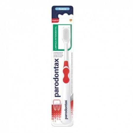 Cepillo de dientes Parodontax limpieza interdental