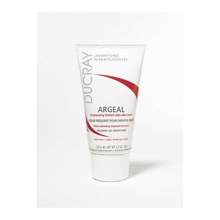 ARGEAL CHAMPU SEBO-ABSORBENTE DUCRAY 200 ML