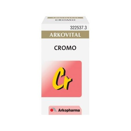 ARKOPHARMA CROMO 45 CAPSULAS