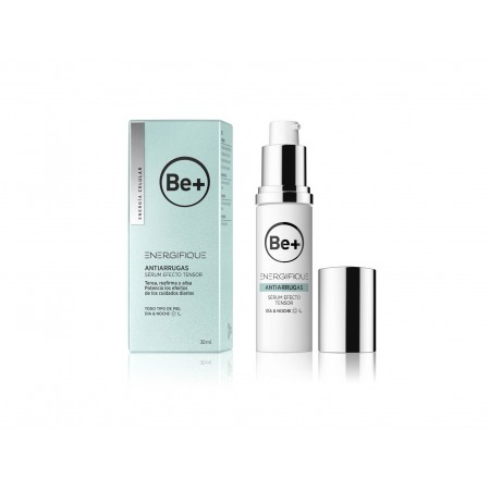 BE+ ENERGIFIQUE ANTIARRUGAS SERUM EFECTO TENSOR 1 ENVASE 50 ML