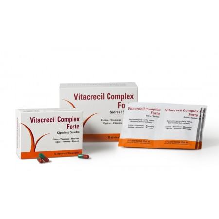 VITACRECIL COMPLEX FORTE CAPS  180 CAPSULAS