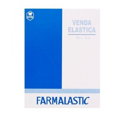 VENDA ELASTICA FARMALASTIC 5 X 5