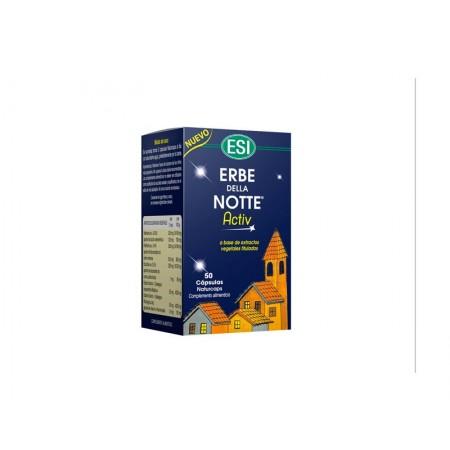 ERBE DELLA NOTTE ACTIV 50 NATURCAPS