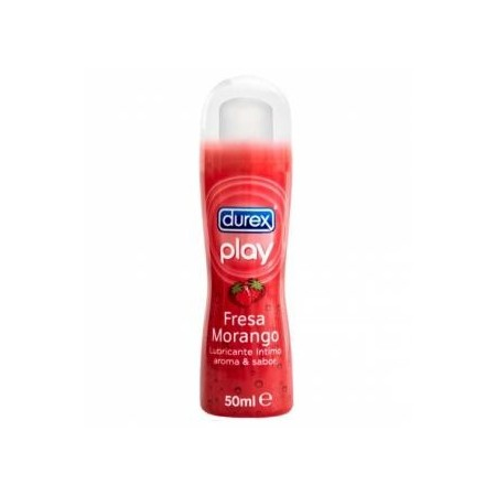 Lubricante Durex Play Fresa 50 ml