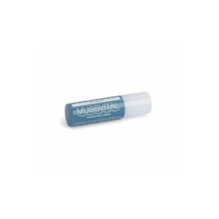 Protector labial Mussvital natural 4 g