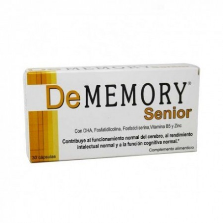 DEMEMORY SENIOR 30 CAPSULAS