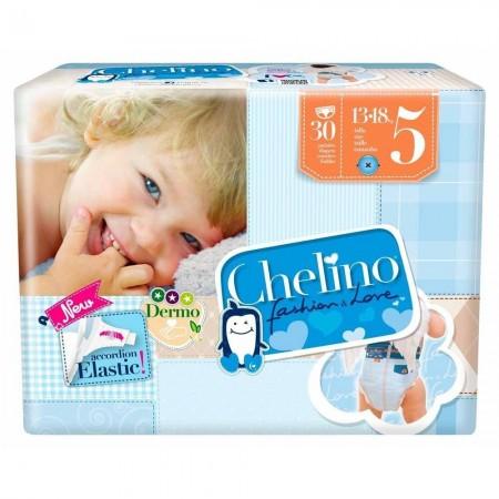 PAÑAL CHELINO INFANTIL T5 13-18KG 30UNI