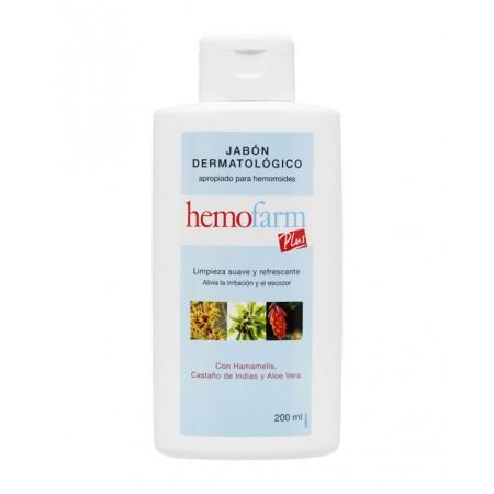 HEMOFARM PLUS JABON 200 ML