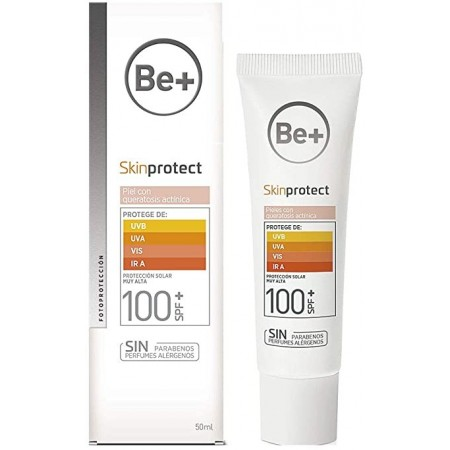BE+ SKIN PROTECT QUERATOSIS ACTINICA SPF100+ 50 ML