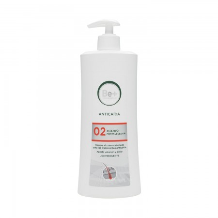 BE+ ANTICAIDA CHAMPU FORTALECEDOR  500 ML