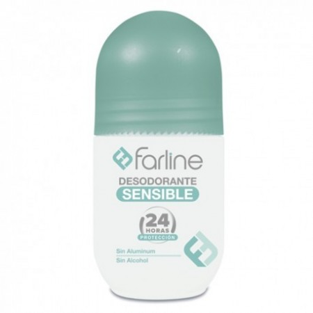 FARLINE DESODORANTE ROLL ON SENSIBLE 50ML