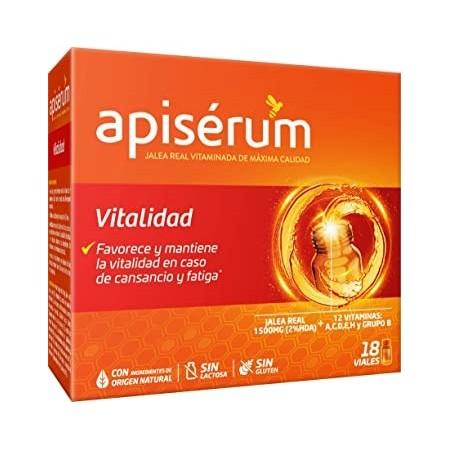 APISERUM VITALIDAD  18 VIALES
