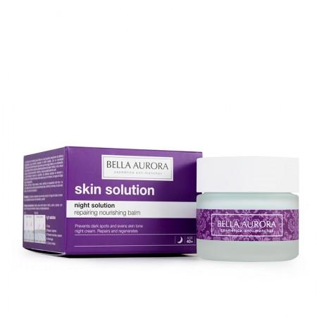 Bella Aurora crema antiedad nutritiva noche 50 ml