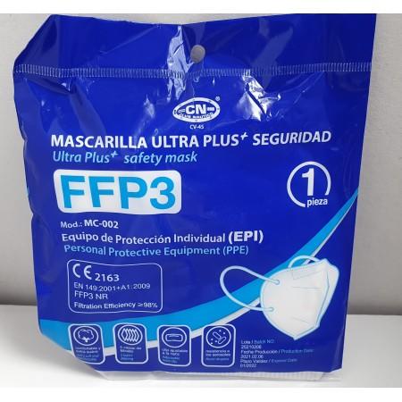MASCARILLA FFP3 1 U CN